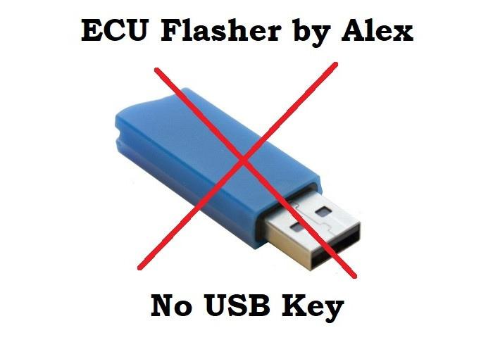 Активация модулей ECUF Flasher (Alex флешер). Работает без ключа! Обновление!