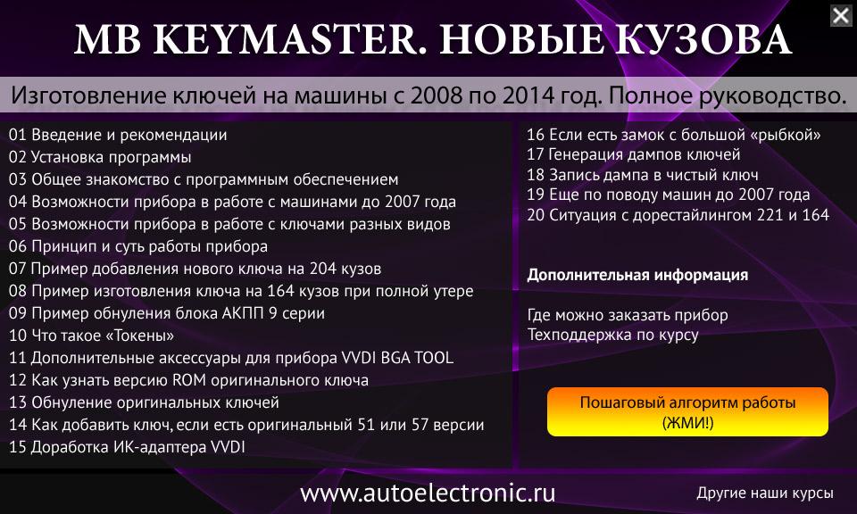 Mercedes Keymaster. Новые кузова! Д. Краснощеков  (2019)