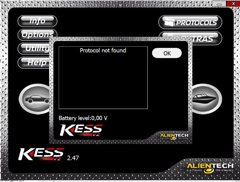 """Легкое создание microSD для KESS 5.017 и Кtag 7.020. Исправлены проблемы grey protocols и """"protocol no found""""!"""